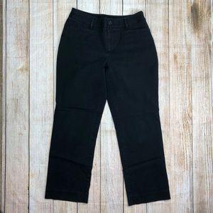 EDDIE BAUER Black Blakely Fit Pants